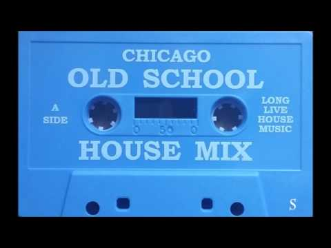 """Chicago Old School House Mix """"Long Live House Music"""""""