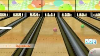 Wii Sports Club - Bowling: Online Game