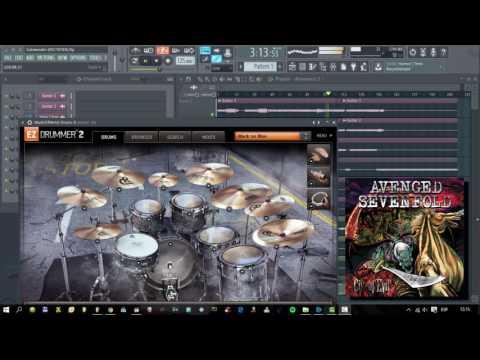 Avenged Sevenfold - Sidewinder (FL Studio Remake)