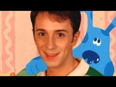 The Truth About Steve From Blue's Clues
