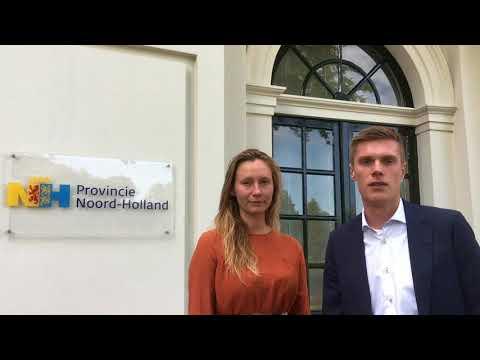 Live feed Provinciale Staten (met ondertiteling)