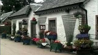 #Royaume Uni Luss village typique de l'#Ecosse