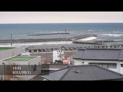 ひたちなか市における東日本大震災発生時の記録