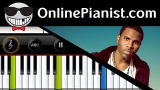 Trumpets Piano by Jason Derulo - Tutorial Cover with Sheets