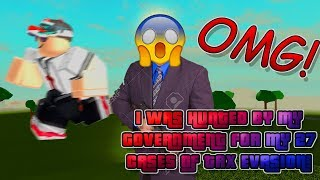 I WAS HUNTED BY MY GOVERNMENT😱 FOR MY 27✓ CASES OF TAX EVASION!!! 😱😱😱  ✓✓✓ROBUX GIVEAWAY✓✓✓ 