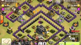 Clan War Recap: Avarice Titans vs. Double Deuce - Clash of Clans
