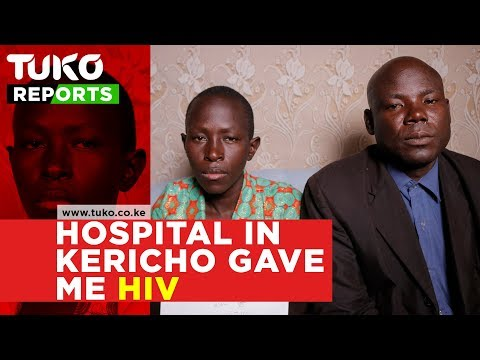 Hospital Infected me with HIV during Pregnancy-Lilian Atieno | Tuko TV