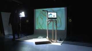 Aqua Orchestra - a goldfish installation by Stan Haanappel