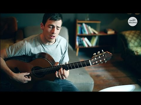 Charlie Cunningham - Blindfold (acoustic) | Småll Sessions