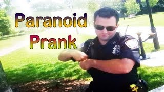 Hearing Voices Paranoid Prank