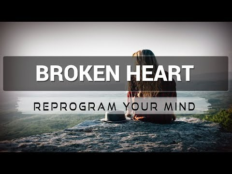 Broken Heart affirmations mp3 music audio - Law of attraction - Hypnosis - Subliminal