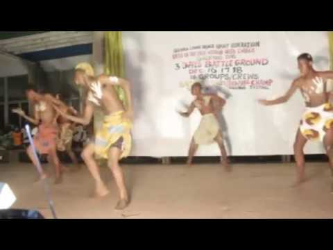 Sierra Leone DAnce Sport federation -dance qualifying 2016 for national