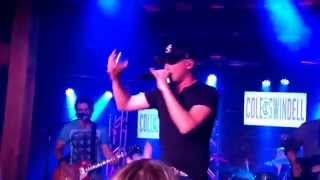 cole swindell ain t worth the whiskey cmt music awards after party cma fest 2014