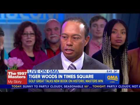 Tiger Woods Noncommittal When It Comes To Playing In The 2017 Masters