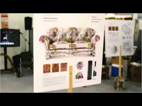 Интерактивная презентация Ru.branding на LUXURY HITS