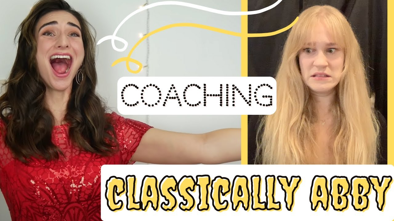 Download Opera Singer Coaches Classically Abby    Aubrey Lauren