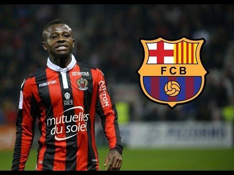 Jean Michaël Seri ● The Plan B - Welcome To Fc Barcelona ?