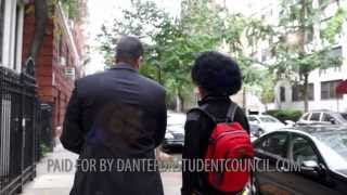 Dante and Bill de Blasio Student Council Ad (Parody)