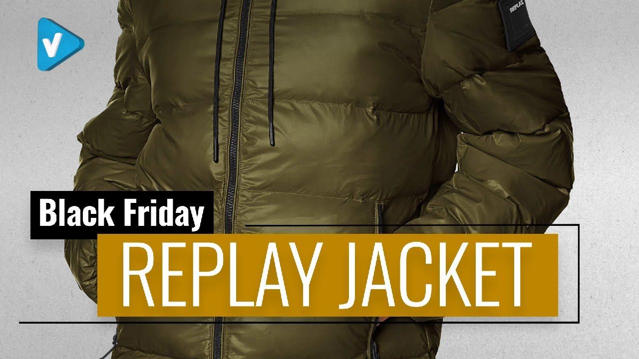 nuovi prodotti caldi aliexpress design innovativo Save Big On Replay Men's Jacket Amazon UK Black Friday 2019