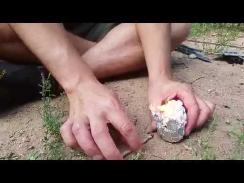 How to Make a Paraffin Wax Fire Starter