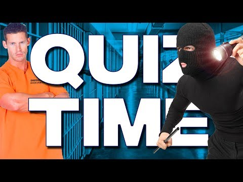 What kind of Criminal are You? | QUIZTIME