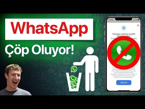 Kulağımızın Arkası Bize Kalsın: WhatsApp Tüm Özel Hayatımızı İfşa Etmek İçin İzi