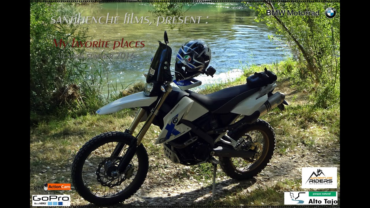 My Favorite Places Bmw G 650 Xchallenge Alcarria Summer