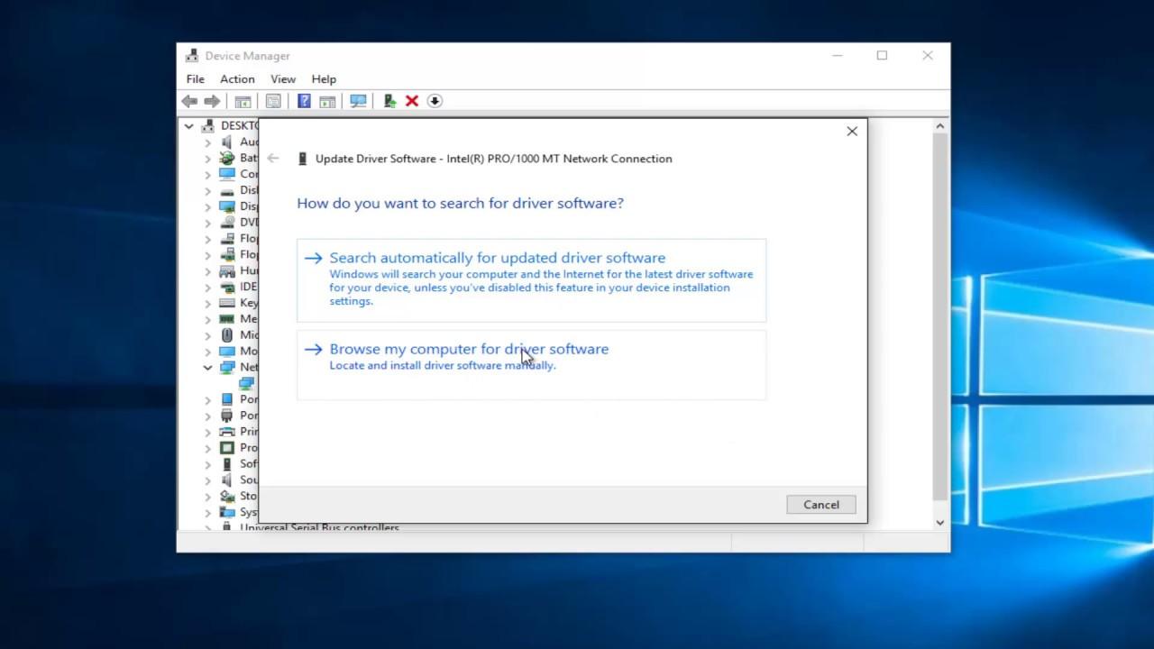 Internet does not work after reinstalling Windows. Internet settings on Windows