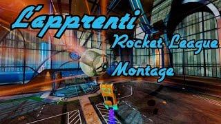 L'apprenti | Rocket League Montage #1