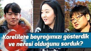 Korelilere Türk Bayrağını Sorduk?