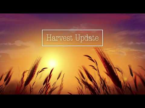 2018 Harvest Update