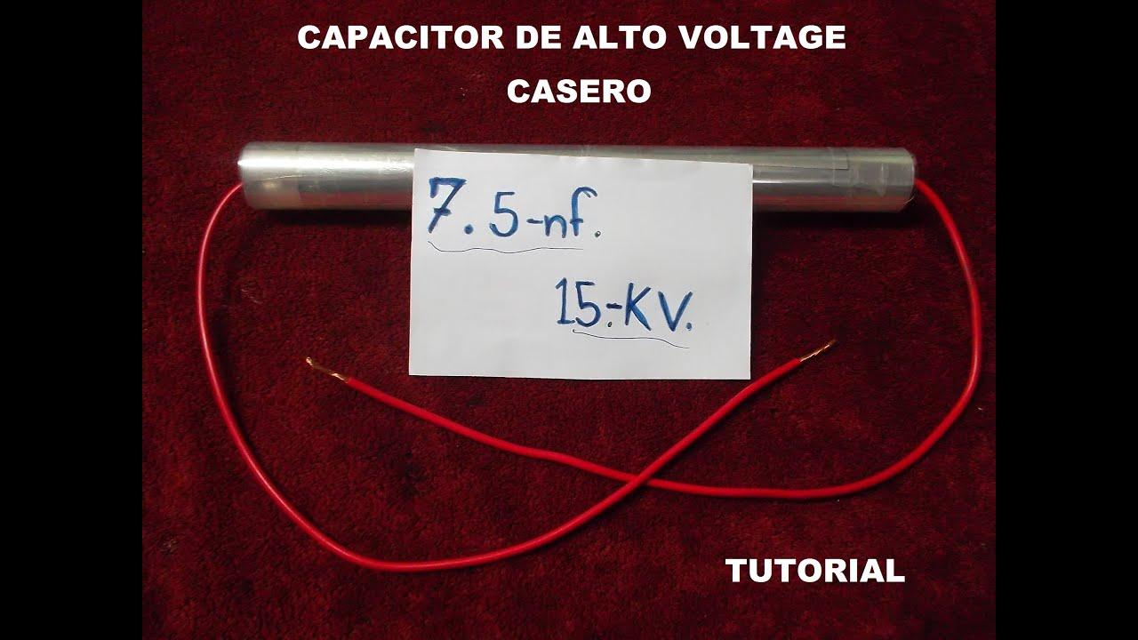Sencillo medidor de capacitores cer micos