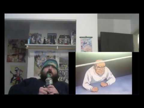 Pothead Reacts To Hajime No Ippo Episodes 22 And 23