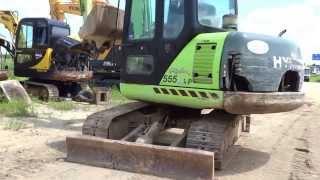 [Autowini.com] Korean used Excavator - Hyundai R555MVP (Recover-053)