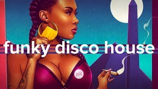 Funky Disco House Mix – January 2019