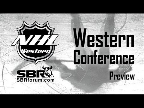NHL Playoff Picks: Western Conference Preview