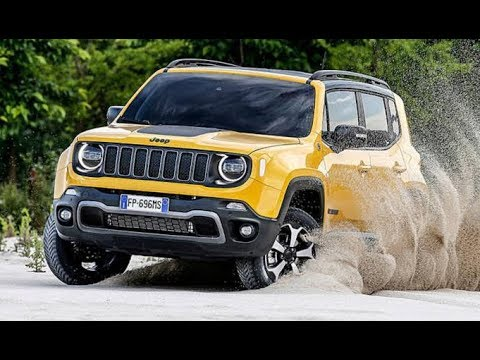 Jeep Renegade Limited >> 2019 Jeep Renegade Limited And Trailhawk