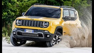 2019 Jeep Renegade - Limited and Trailhawk