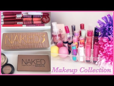 ♡ My Makeup Collection | Pavlinna17 ♡
