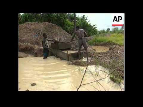 SIERRA LEONE: BO: MAJOR DIAMOND CENTRE