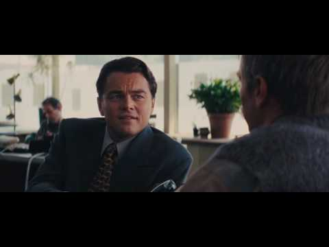 Wolf of Wall Street Scene Aerotyne Penny Stock Phone Sale