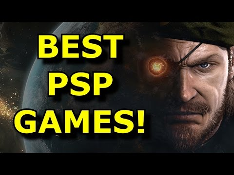 TOP 10 Must Play PSP Games!
