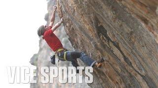 Sam Elias - Rooted: Climbing Lebanon; Watch Sam Elias rock climbing videos.