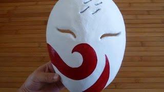 How I made my Haku Mask