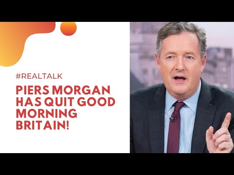 Piers Morgan to leave 'Good Morning Britain' after 41000 complaints ...
