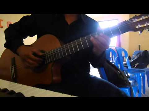 Main tenu samjhawan ki guitar instr by nakul thapa