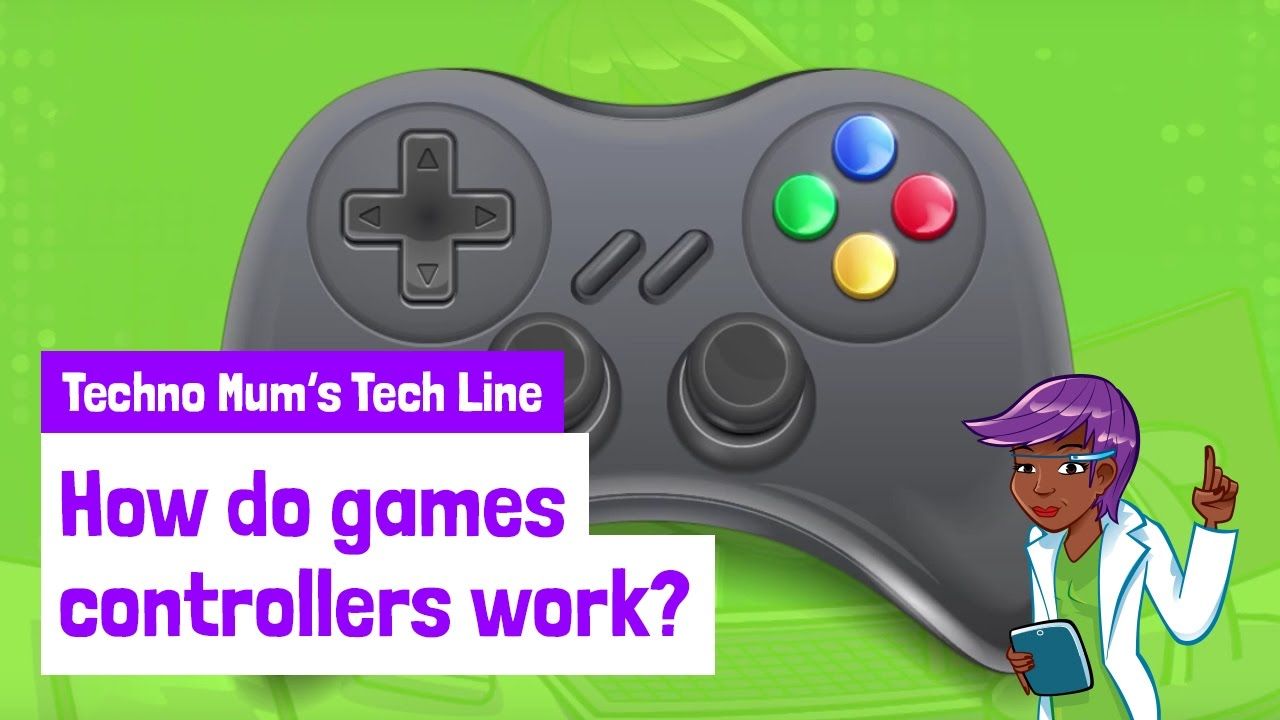How do games controllers work?