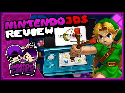 Nintendo 3DS // Completo análisis // Gazet Gamer - Ex WarooGames