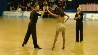 Виктор Никовский  | Театр партнерства в хореографии латины