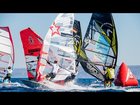IFCA Grand Prix 2017 Croatia After Movie - Slalom Windsurfing Event